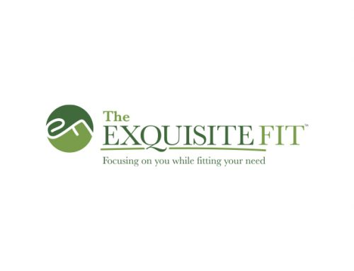 The Exquisite Fit Logo